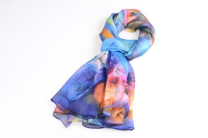 妇女节礼品丝巾