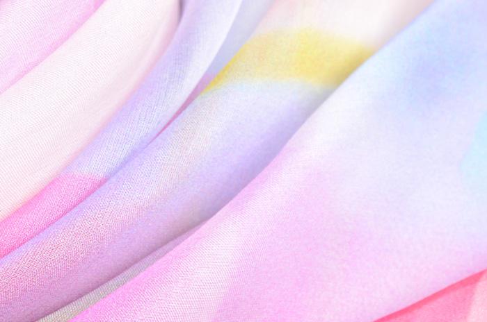 女士雪纺丝巾