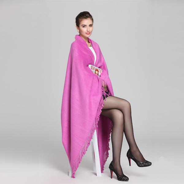 时尚空调毯子