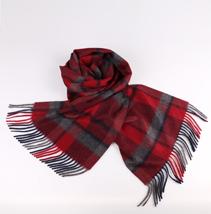 经典格纹围巾