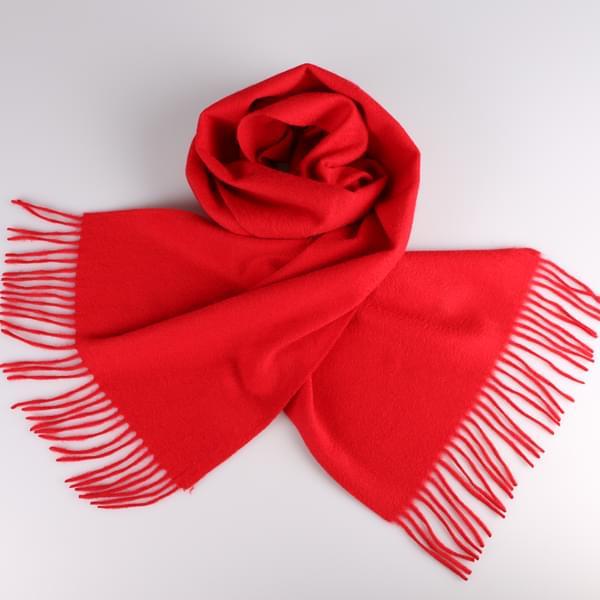 初学单元宝织围巾的步骤图片