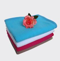 素色休闲毯子