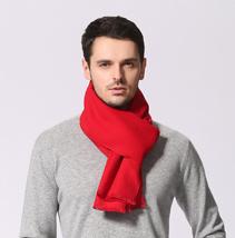 男女士红色围巾