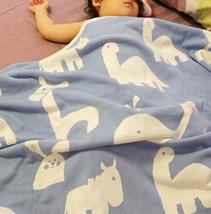 全棉午睡毯子