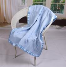 全棉婴儿毯子