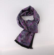 藏式印花丝巾
