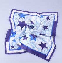 真丝素绉缎方巾