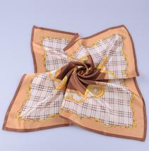 素绉缎真丝围巾