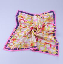 真丝素绉缎围巾