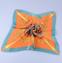 女士素绉缎方巾