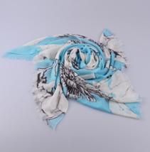 薄款羊绒围巾