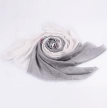羊绒格子围巾