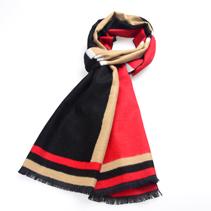 新款秋冬男士围巾