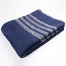 提花羊绒毯
