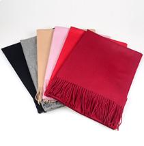 外贸羊毛围巾批发