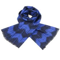 秋冬男士蚕丝围巾