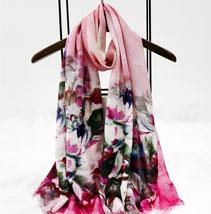 羊毛定制围巾