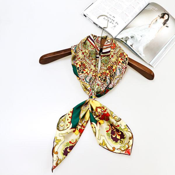 皇家贵族丝巾