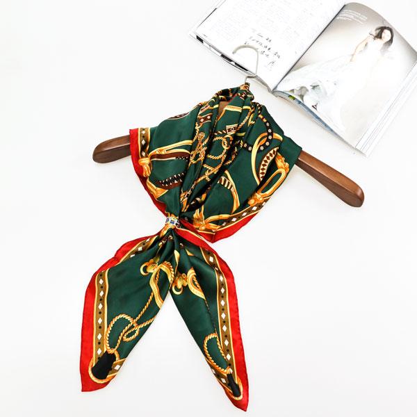 罗马绳索丝巾