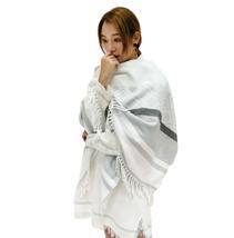 仿羊绒毛毯